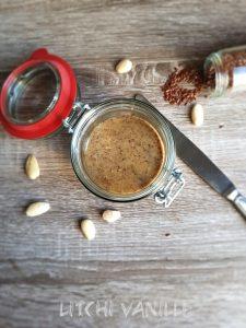 Beurre de graines maison