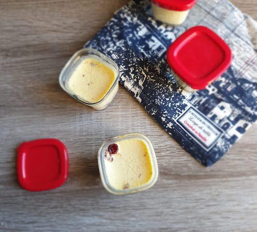 crème ultra légère aux cranberries
