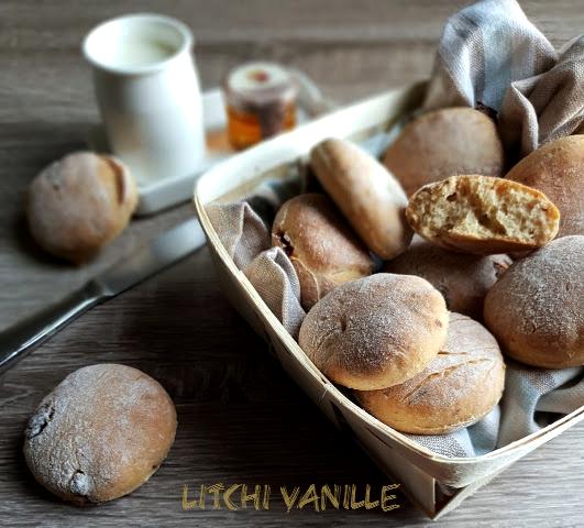 muffins anglais céréaliers