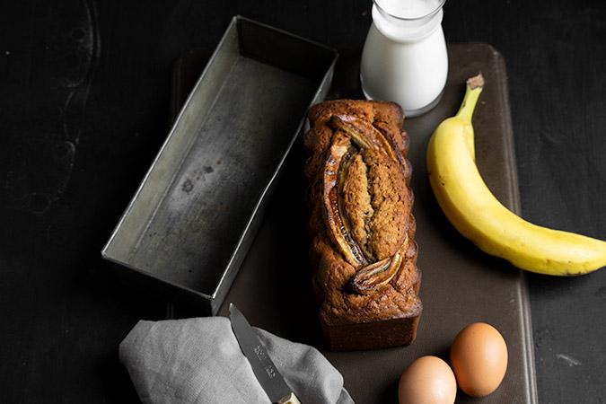 pain à la banane