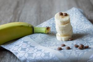 muffins banane choco
