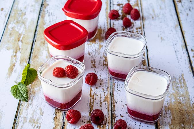 yaourts framboise tonka