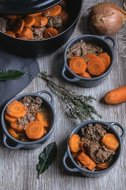 daube de boeuf aux carottes