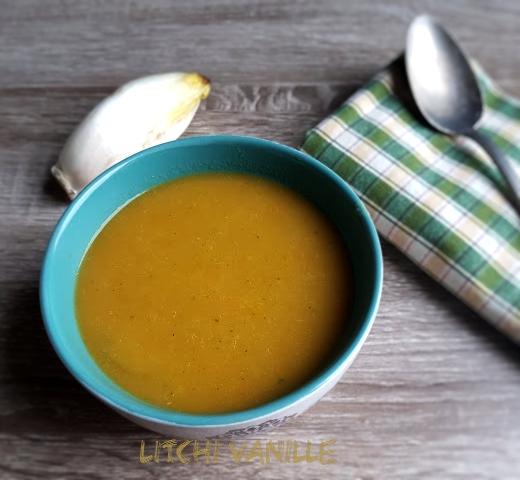 soupe aux endives