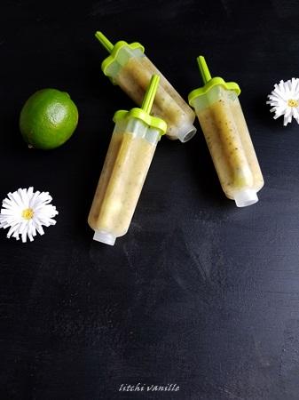esquimaux kiwi citron vert