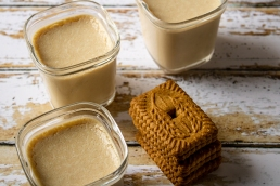 yaourts spéculoos gingembre