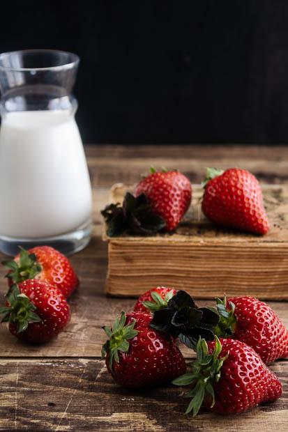yaourts au lait concentré