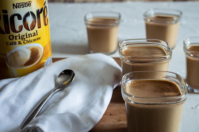 yaourt façon cappuccino ricoré