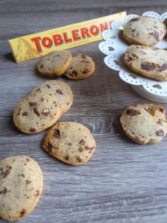 extra cookies au Toblerone