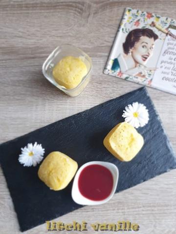 biscuits amandine moelleux
